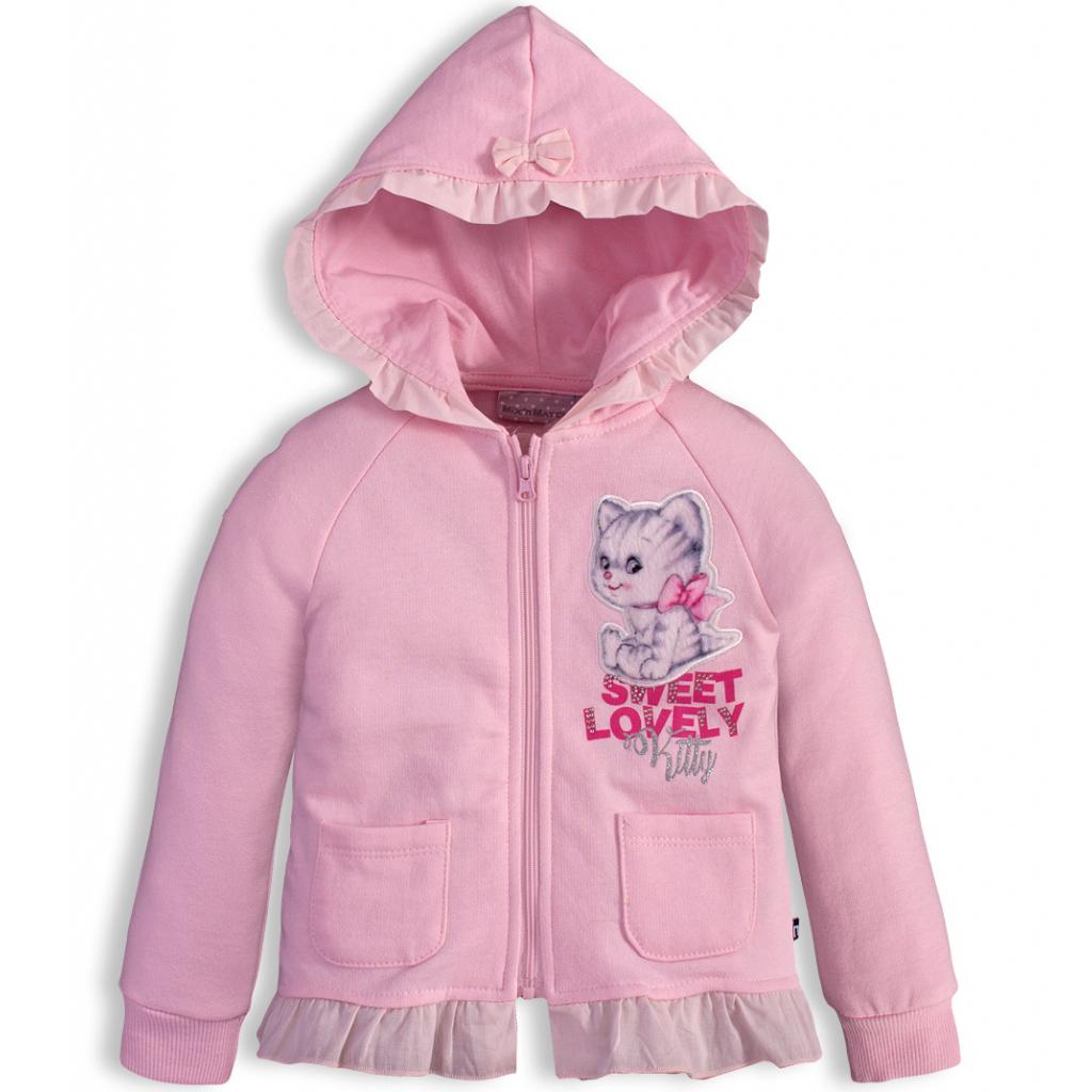 ružová mačička dievča