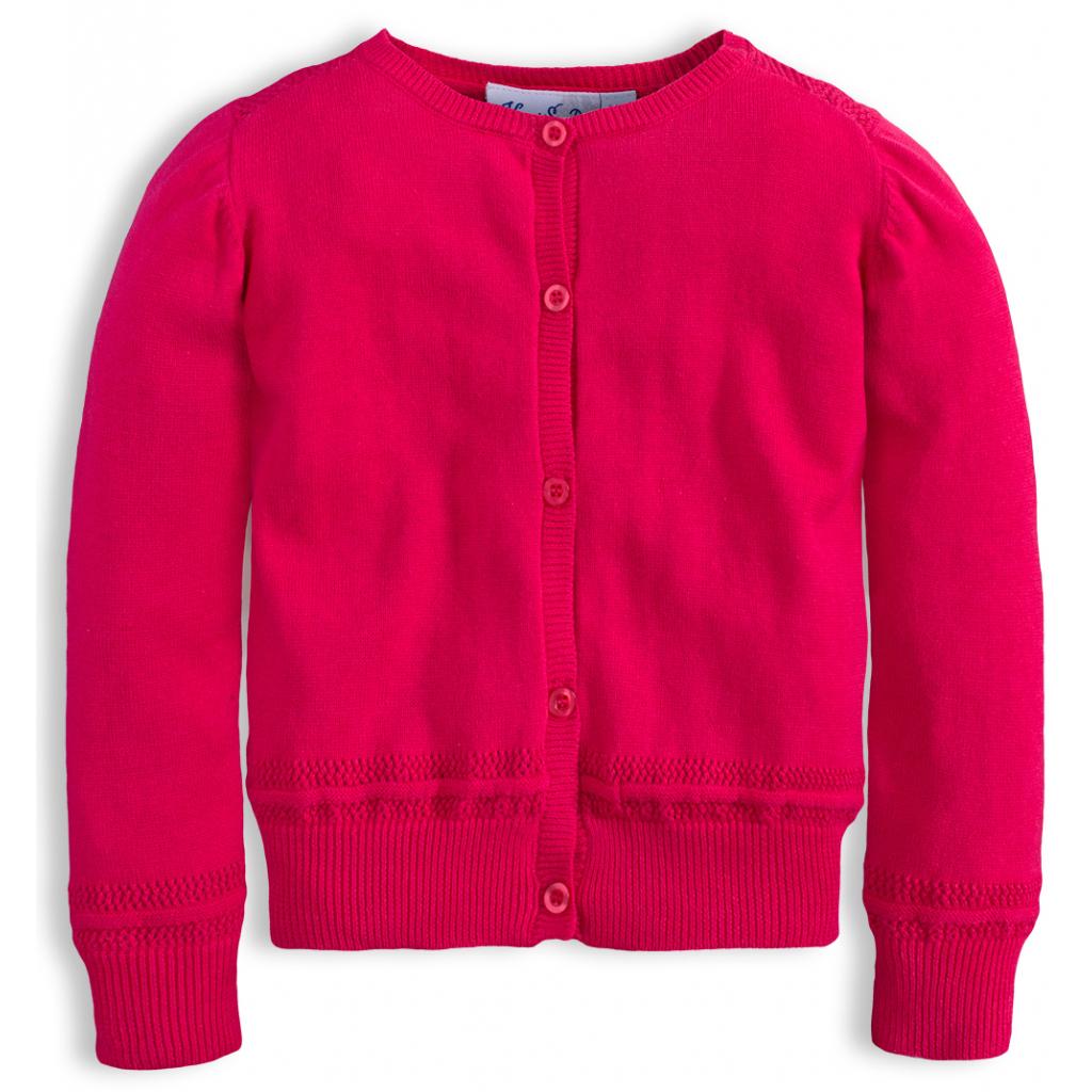 Dievčenský sveter KNOT SO BAD ROSE ružový