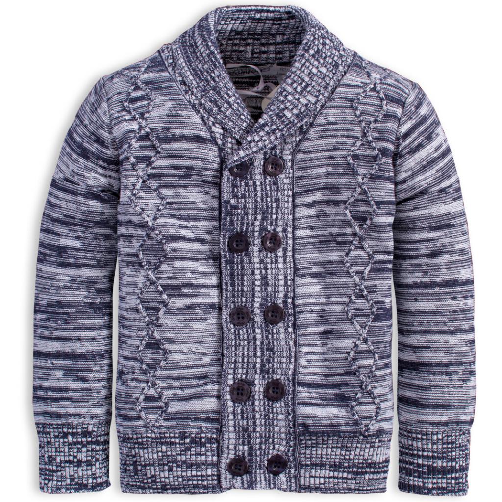 Chlapčenský sveter DIRKJE HERALDIC modrý