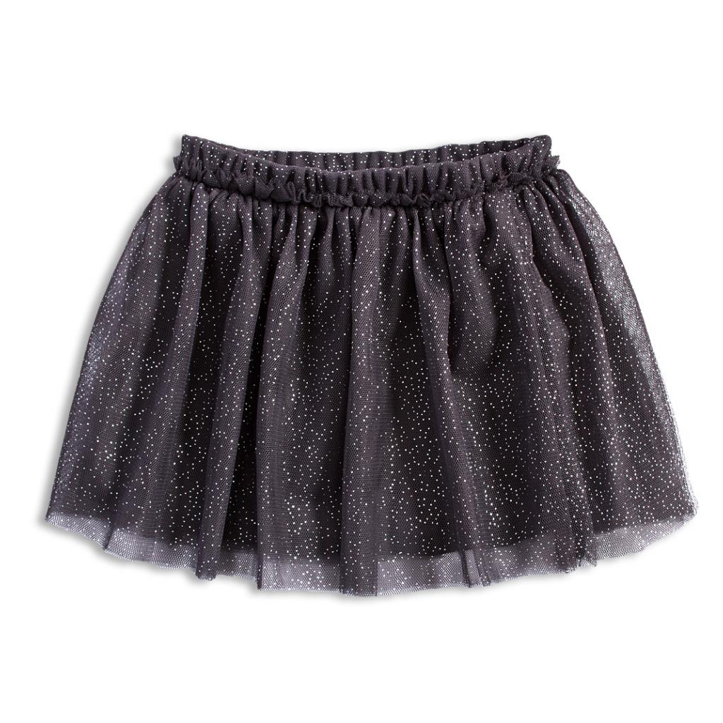 Dievčenská sukňa KNOT SO BAD PERFECT šedá