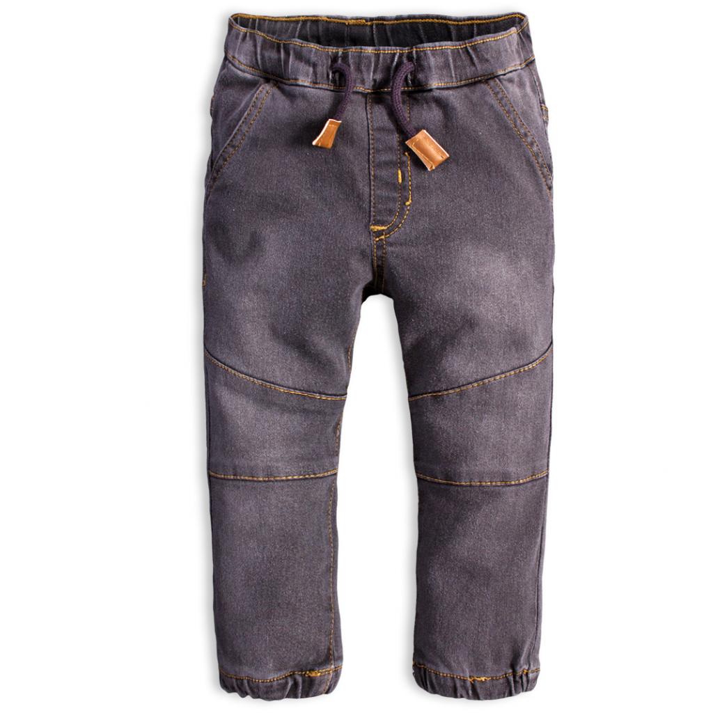 Chlapčenské nohavice KNOT SO BAD FREE STYLE šedé