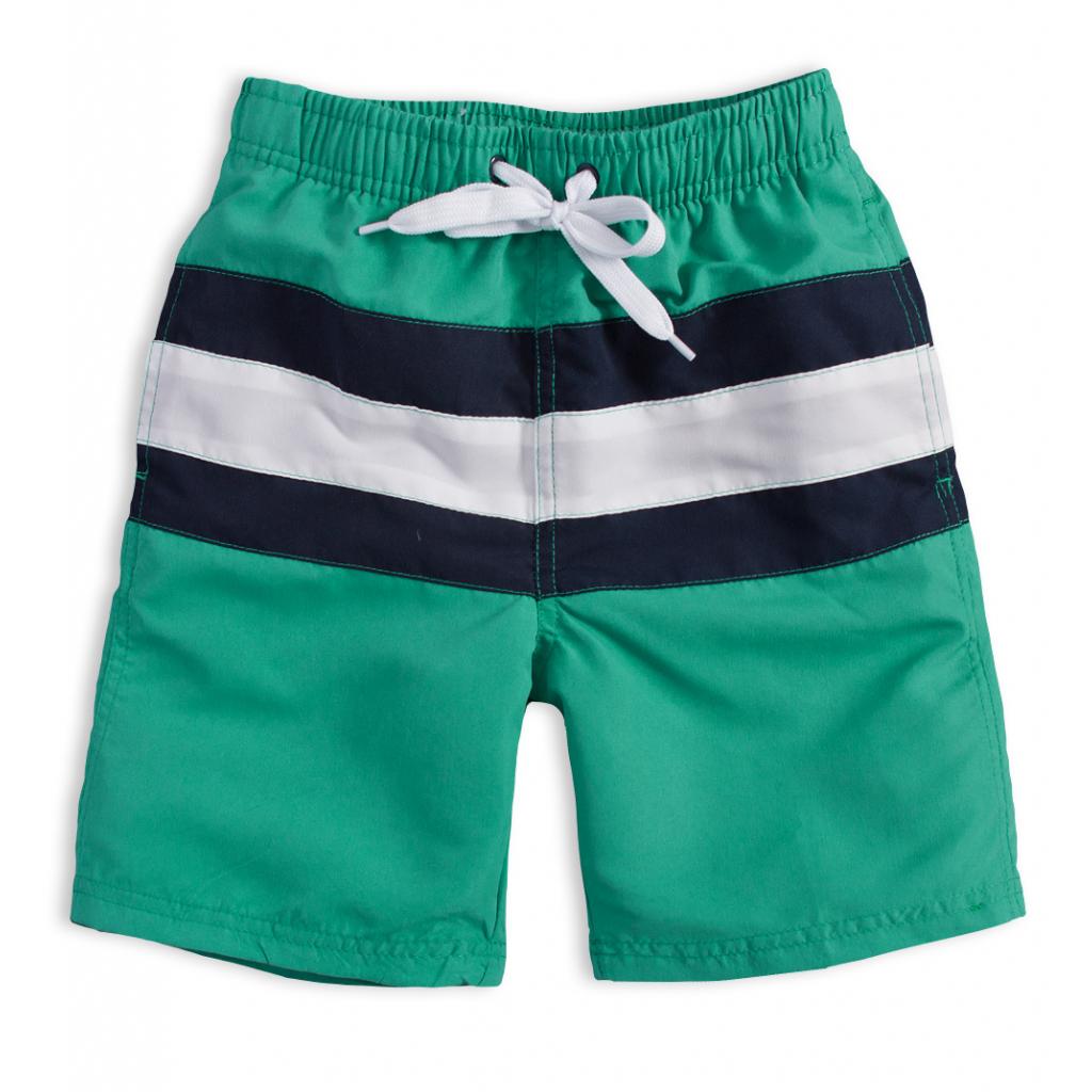 Chlapčenské plavky KNOT SO BAD BOARD zelené