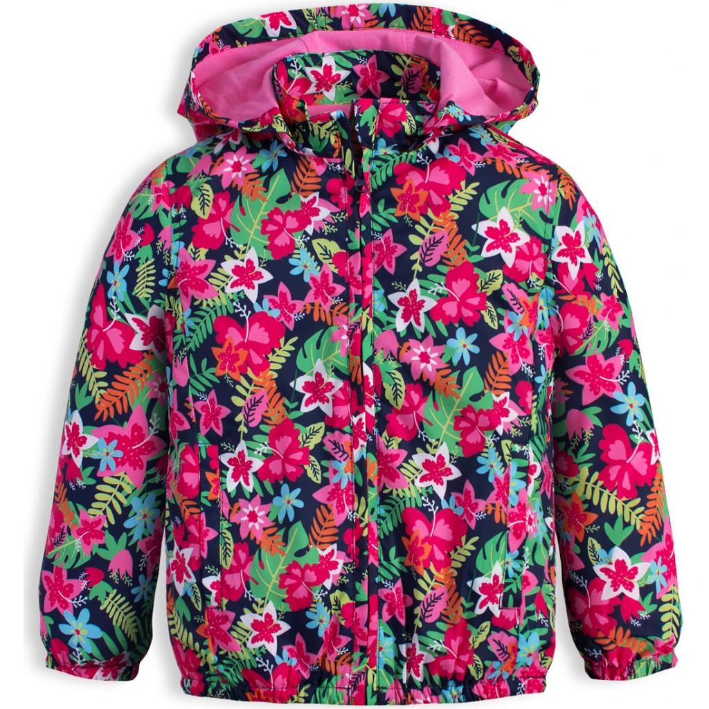 Dievčenská jarná bunda LOSAN TROPIC ružová