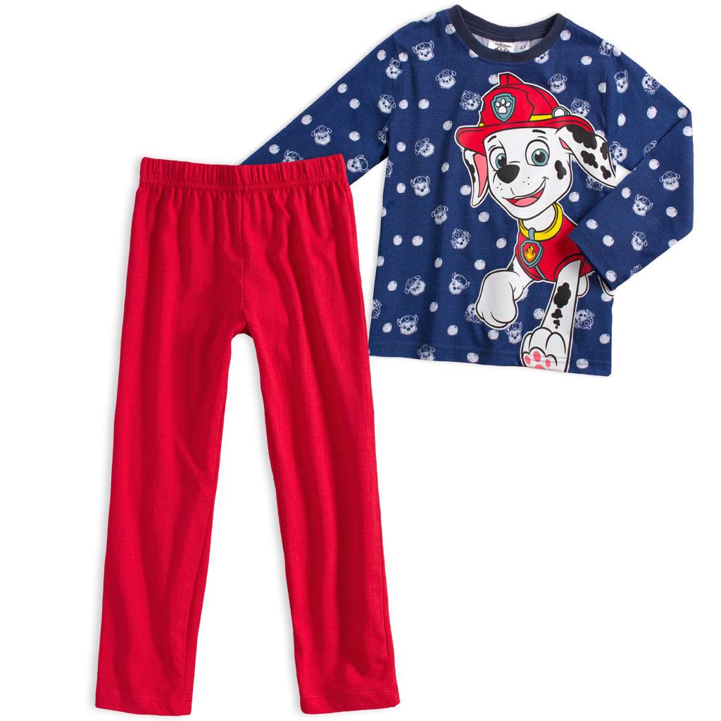 Chlapčenské pyžamo PAW PATROL MARSHALL modré