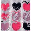 Dievčenské tričko LOVING HEARTS