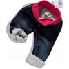 Dojčenské dievčenské zateplené džínsy DIRKJE