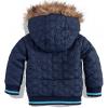 Dojčenská zimná bunda Dirkje