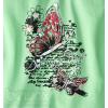 185388 1 divci tricko s kratkym rukavem motyl zelene