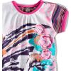 Dievčenské tričko KVETINKY GIRLSTAR