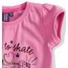 Dievčenské tričko PEBBLESTONE, Skate