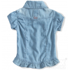 Dievčenská riflová košeľa PEBBLESTONE