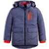Chlapčenská zimná bunda LEMON BERET CITY modrá