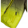 Detská zimná bunda LEMON BERET RAINBOW žltá
