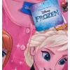 Dievčenské pyžamo DISNEY FROZEN ANNA a ELSA svetloružové