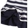 Dievčenské letné šaty LOSAN NICE DAY prúžkované
