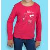 Dievčenské tričko LOSAN YOUR STYLE ružové