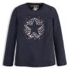 Dievčenské tričko Losan SILVER STAR modré