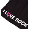 Dievčenské tričko Mix´nMATCH ROCKING čierne
