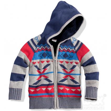 Detský termo sveter DIRKJE