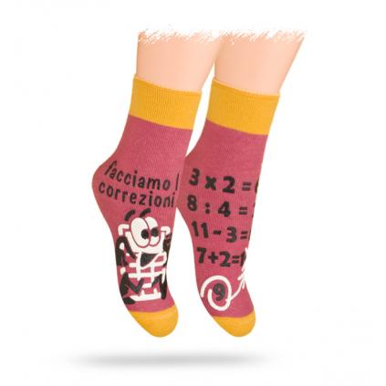 """""""Svietiace"""" ponožky WOLA POČÍTANIE"""