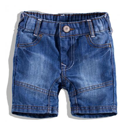 Riflové šortky Dirkje