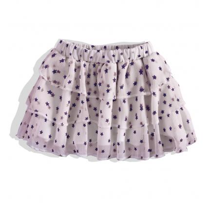 Dievčenská šifónová sukňa DIRKJE