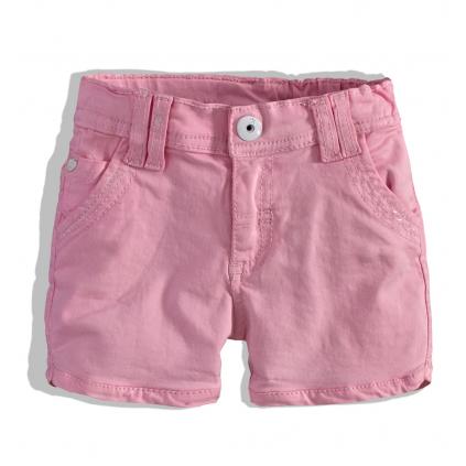 Dievčenské krátke nohavice PEBBLESTONE