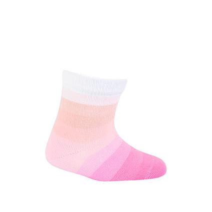 Dojčenské ponožky WOLA pruhy