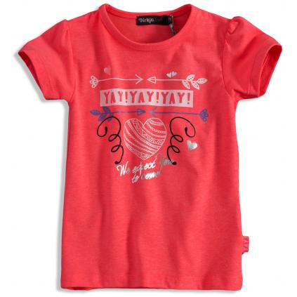 Dievčenské tričko DIRKJE