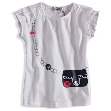 Dievčenské tričko DIRKJE KABELKA