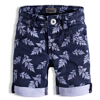 Chlapčenské džínsové šortky DIRKJE LISTY