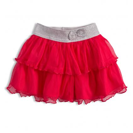 Detská tutu sukňa DIRKJE ružová