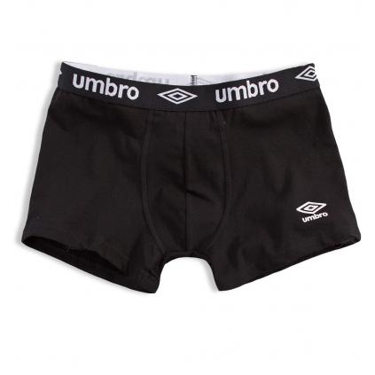Pánske boxerky UMBRO čierne