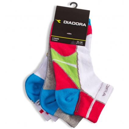 Dámske ponožky DIADORA 3 páry