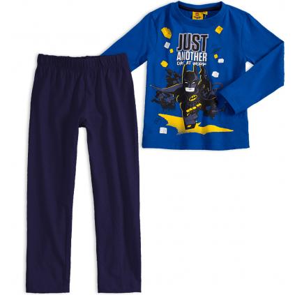 Chlapčenské pyžamo LEGO BATMAN ANOTHER DAY modré