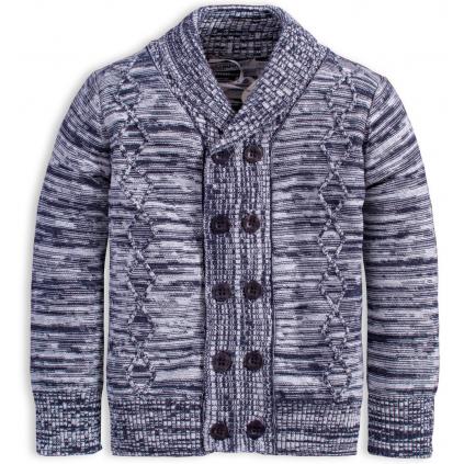Detský sveter DIRKJE HERALDIC modrý
