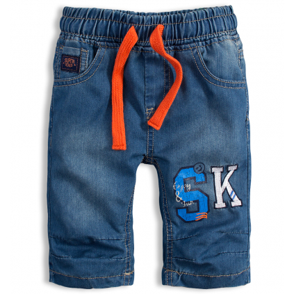 Chlapčenské kraťasy KNOT SO BAD SK modré