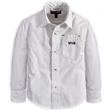 Chlapčenská košeľa Mix´nMATCH COOL biela