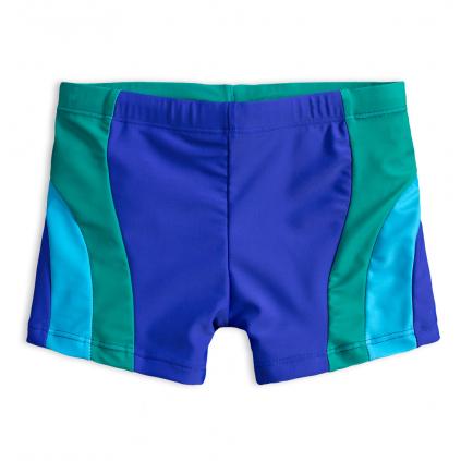 Chlapčenské plavky KNOT SO BAD DIVING modré