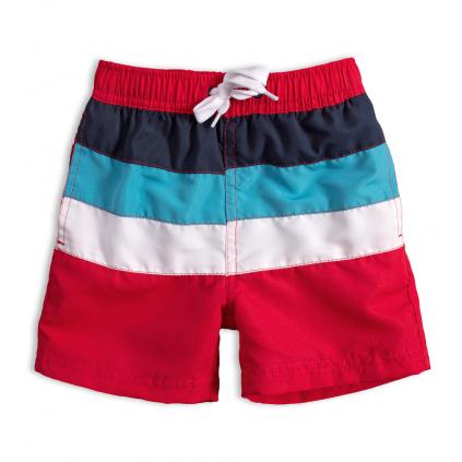Chlapčenské plavky KNOT SO BAD COOL BOY červené