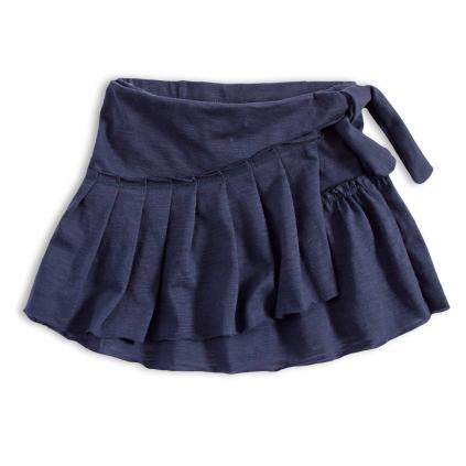 Dievčenská sukňa KNOT SO BAD HAPPY TIME modrá