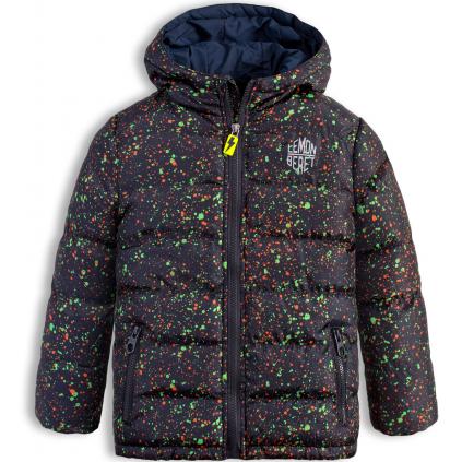 Detská zimná bunda LEMON BERET COOL KIDS čierna