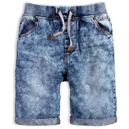 Detské džínsové kraťasy MINOTI ISLAND