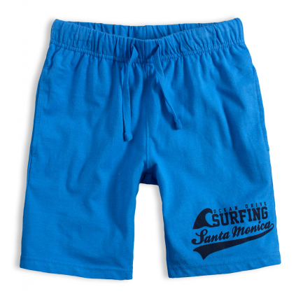 Chlapčenské šortky VENERE SURFING modré