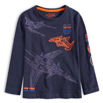 Chlapčenské tričko LOSAN SPACE GAMER modré
