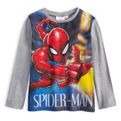 Chlapčenské tričko MARVEL SPIDERMAN šedé