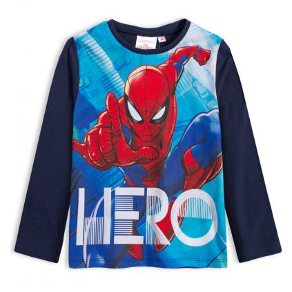 Chlapčenské tričko MARVEL SPIDERMAN HERO modré