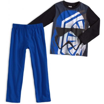 Chlapčenské pyžamo STAR WARS čiernomodré