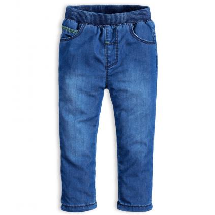 Detské nohavice KNOT SO BAD EYES zelený detail