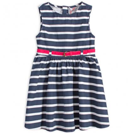 Dievčenské šaty LEMON BERET BLUE NIGHTS